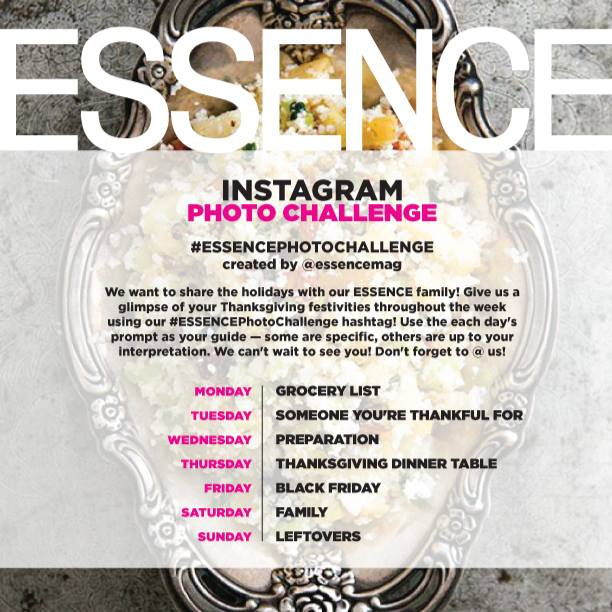 Yay! My Photo Made It To The Essence Magazine Photo Challenge Favorite!