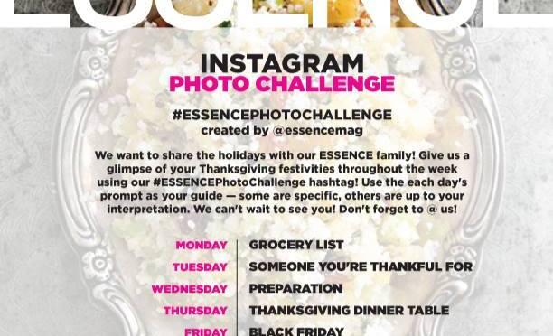 Yay! My Photo Made It To The Essence Magazine Photo Challenge Favorite!