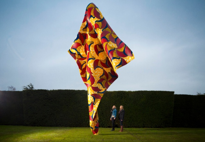 Weirdly Beautiful Art : Yinka Shonibare MBE
