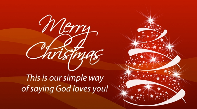 A Personal Christmas Note from ✿ TOSINGER ✿