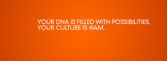 JOIN THE '#IAM' MOVEMENT