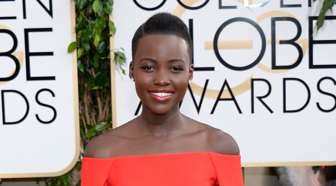 SHINNING AFRICAN STARS at The Golden Globes