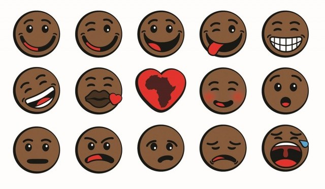 Here Comes The African Emojis :-)