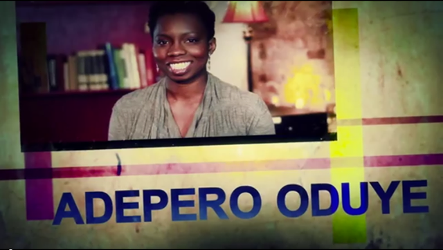 Adepero Oduye's Inspiring Interview on @indigotongues