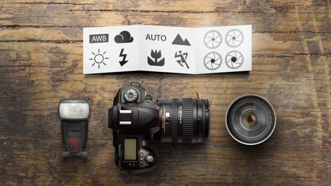 Sharpen Your Creative Skills : Photography