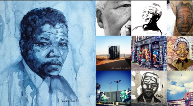 Celebrating the Late Madiba Today – Mandela Day