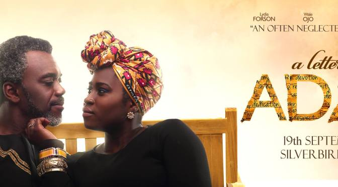 New Movie Alert –  #ALetterFromAdam by @lydiaforson