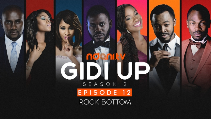 Season Finale of @NdaniTV 's Gidi Up 2