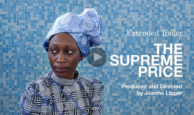 The Supreme Price – Trailer