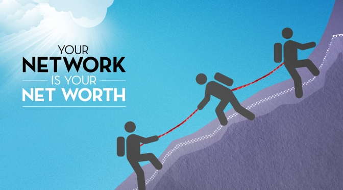 When Network Does Not Equate Networth – #YourTurnChallenge Day 4