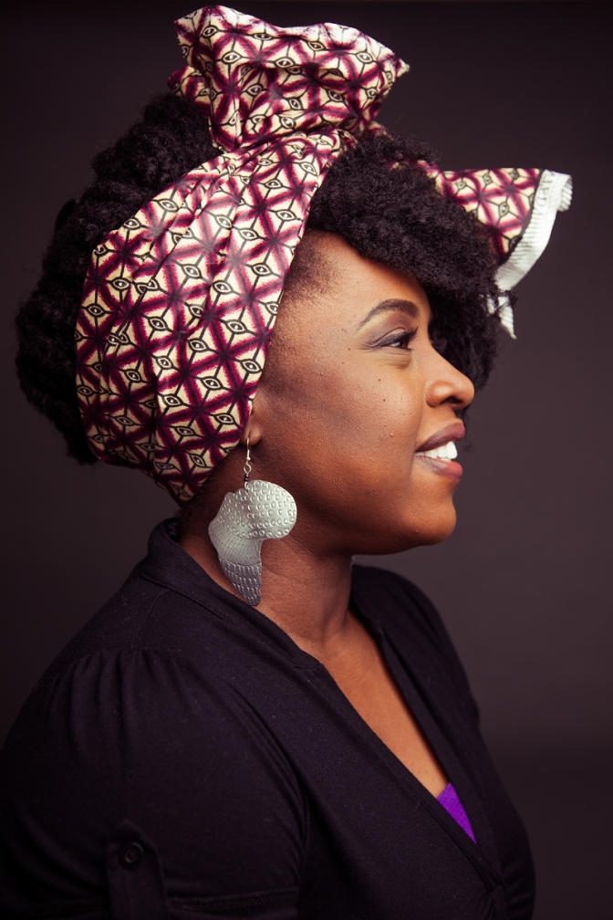 As Featured On – Thirty Beautiful Photographs of Black Girls Slaying on National Headwrap Day