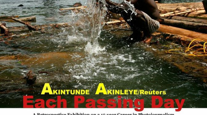 Each Passing Day – Photo Exhibition at The Lagos Photo Foundation