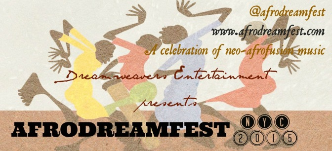 Afrodreamfest NYC May 22 and May 23