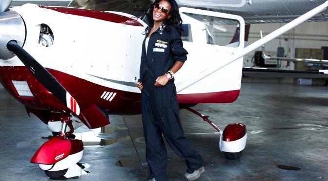 Nigerians Flying High and Taking the Space – @freeman_osonuga & @Kimbersfly