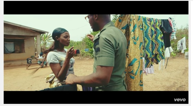 The Visuals to the Audio: #MusicVideo for Soldier By Falz @falzthebahdguy Featuring Simi @SympLySimi
