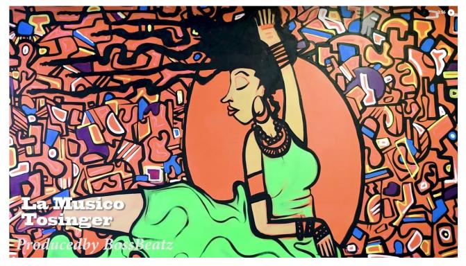NEW LYRIC DANCE MUSIC VIDEO – LA MUSICO
