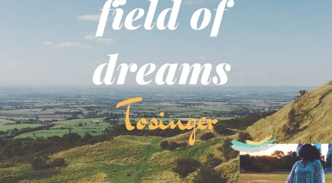 Tosinger releases a new song – FIELD OF DREAMS 🍃🌱